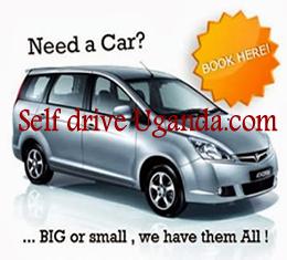 4x4 Self Drive Uganda